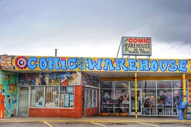 Comic Warehouse