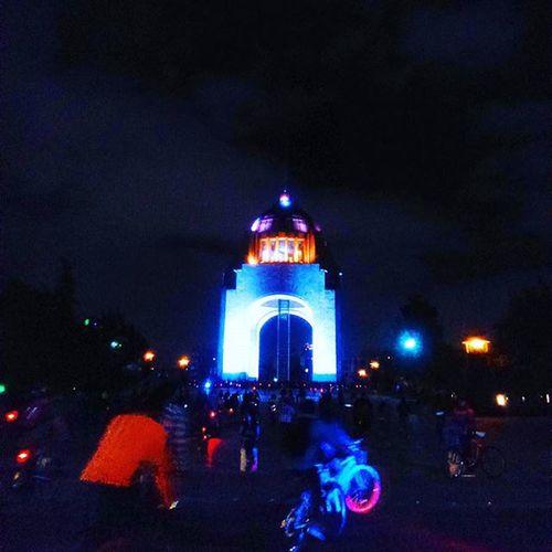 FIN Devuelta PaseoDeTodos Bicicleta MonumentoALaRevolución @paseodetodos