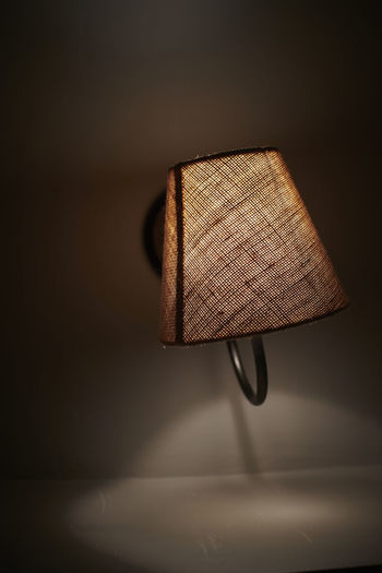 Brown Close-up Day Electricity  Indoors  Lamp Lamp Shade  No People Single Object