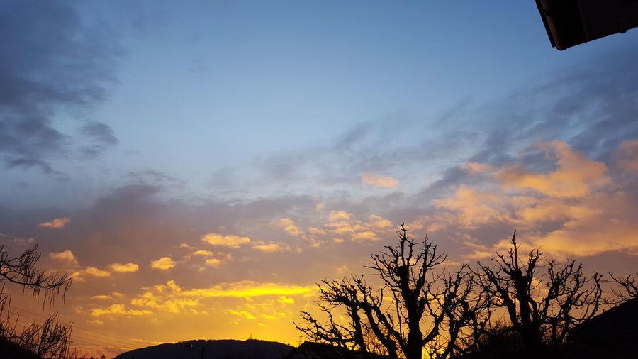 Orangesky Sky View Hollidays2015 Vacances 👌👍😜