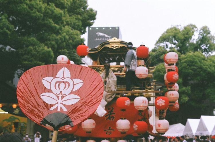 Japan Festival Car 山車 若宮祭 Float Hatimannsha Nagoya