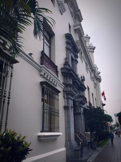 Sala Luis Miro Quesada Garland History Architecture Colonial Style Years My Country In A Photo Minimalist Architecture