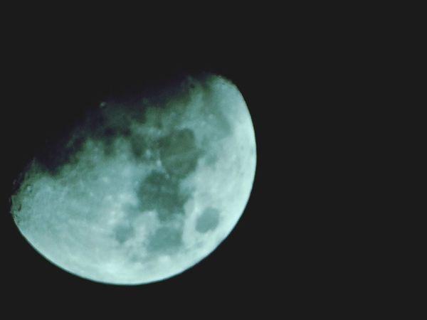 Moon Night Nightphotography Moon Light