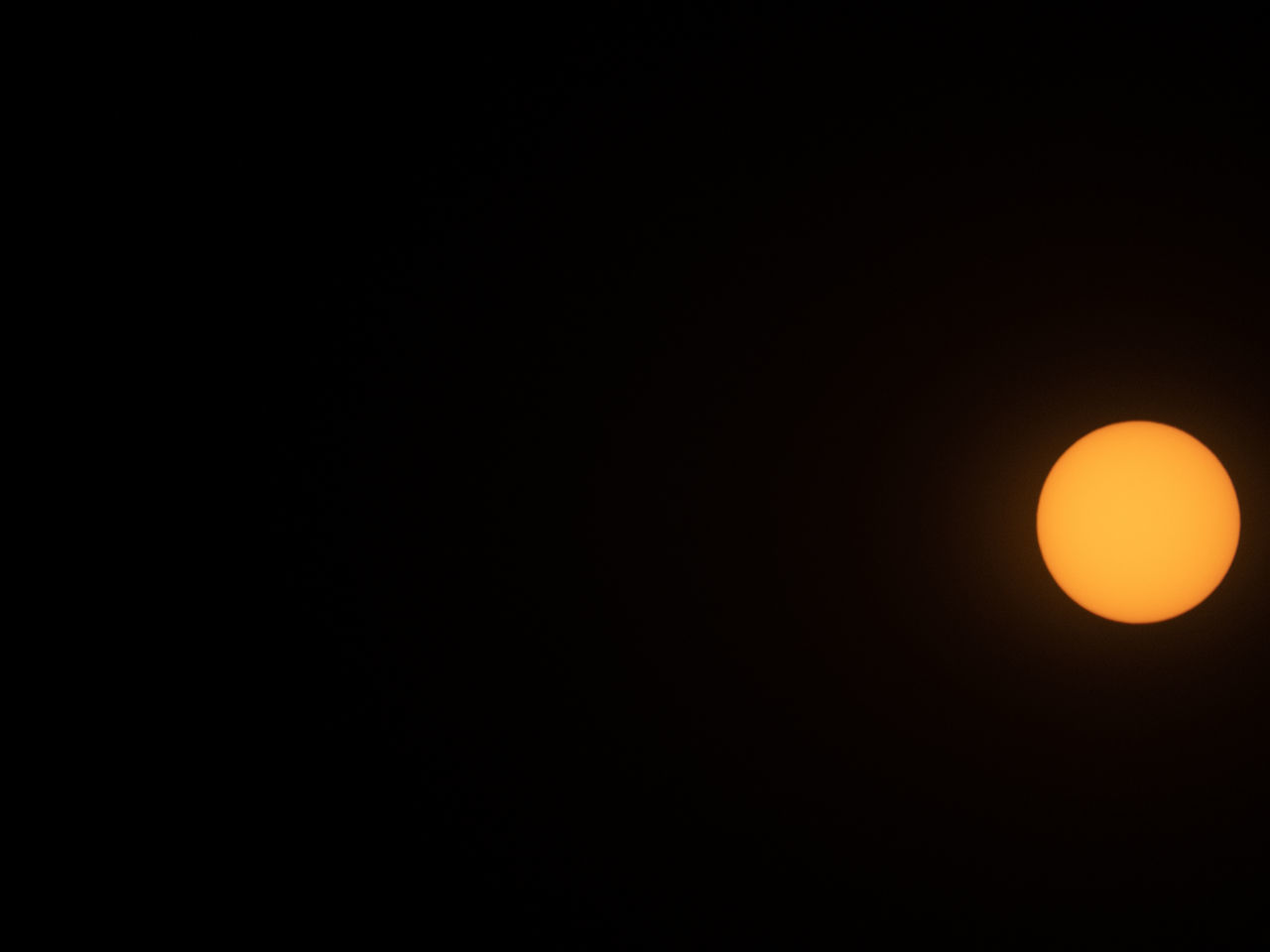 copy space, circle, space, geometric shape, sky, astronomy, orange color, beauty in nature, no people, natural phenomenon, shape, scenics - nature, tranquility, night, moon, tranquil scene, nature, eclipse, clear sky, low angle view, outdoors, planetary moon