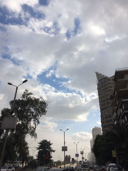 Clouds And Sky Winter Morning Egypt Without Edit ^^