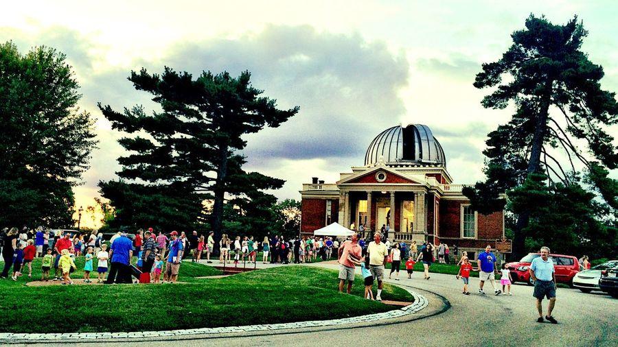 Mobilephotography IPhoneography Cincinnati Cincinnati Observatory Astronomy