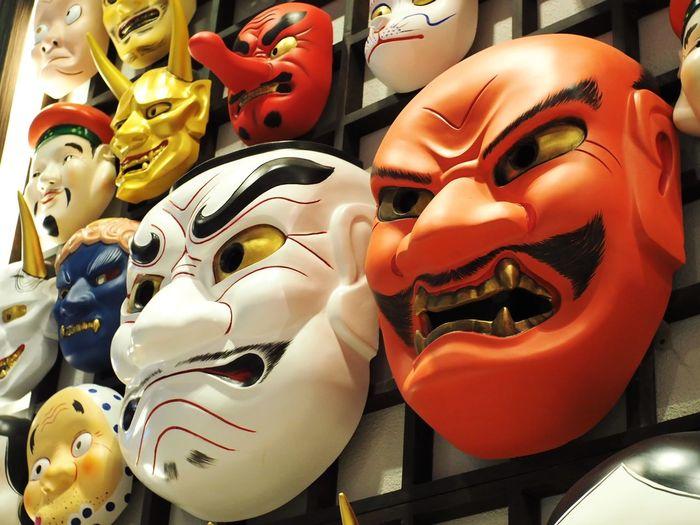 Arts Culture And Entertainment Mask - Disguise Mask Japanese  Japanese Culture Japanese Masks Hannyamask Hannya Kabuki Mask