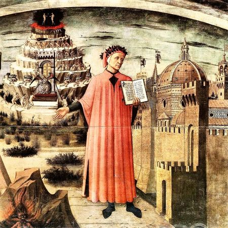 Dante Alighieri. Infierno. Paradiso. Real People Standing Lifestyles Female Likeness Full Length Human Representation Day Outdoors Religion One Person Leisure Activity Spirituality People No People Reflection Illuminated Arts Culture And Entertainment Alejandro Maciel. Arte Y Parte Youth Culture Alebovino In Vino Veritas Architecture Ciudades Y Gente Large Group Of People