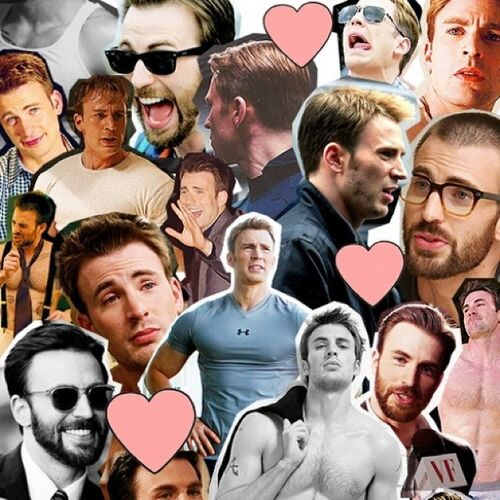 Chris Evans Perfeccion Losamo Mihombre abandonan????????????❤?????????