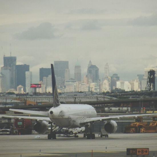 NYC Newyork USA Newark sky_painters sky skyporn clouds