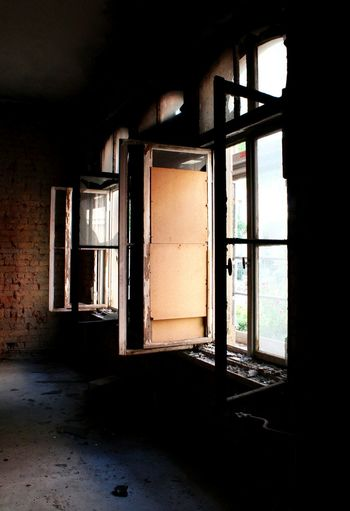 Window Indoors  Empty No People Architecture Lost City Lost Places Lpz Lost Place Lost Places Lost Places In Leipzig