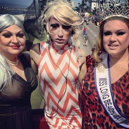 Gaypride Longbeach HamburgerMarys Beauty fierce RuPaul Ozma Dragqueen