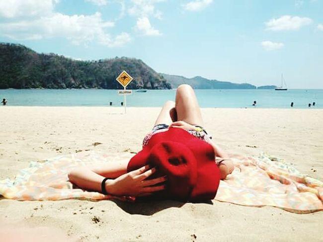 """A good vacation is a sunburn at premuim price"" Sunbathe Tannedskin Picodeloro Philippines GoodTimes Summertime Summer2015☀️🌊"