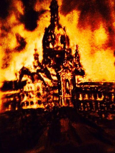 Dresden Wine Fire