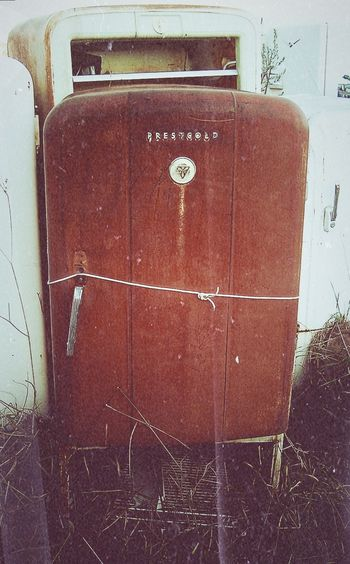 Fridge Retrofridge Vintage Vintagefridge Oldschool