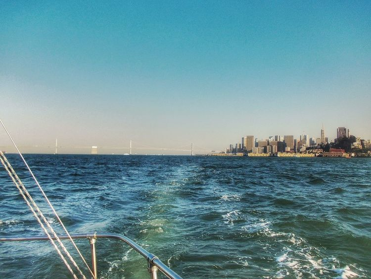 Blue Wave Sailing Yacht Boat Speed Thrilling Friends ❤ Perfect Day Oakland Bay Bridge Bridge Bridge - Man Made Structure San Francisco Alternative Fitness The Great Outdoors – 2016 EyeEm Awards Need For Speed Watersports On The Way Adventure Club