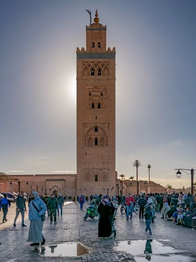 Street Photography Portraiture Streetphotography Streetphoto Jemaa El Fnaa Morocco Group Of People Large Group Of People Crowd Architecture Built Structure Real People Tower Sea Water Building Exterior Nature Building Sky Place Of Worship Religion Clear Sky Travel Destinations Men Land The Photojournalist - 2018 EyeEm Awards The Traveler - 2018 EyeEm Awards The Street Photographer - 2018 EyeEm Awards