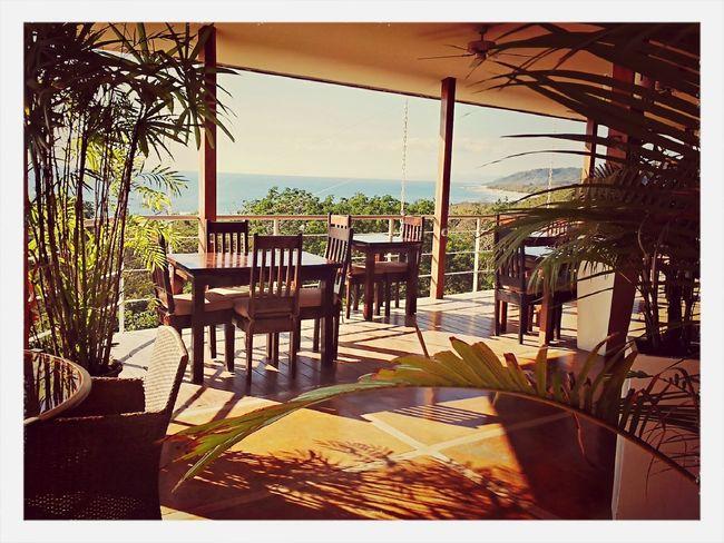 hotel moana Enjoying The Sun