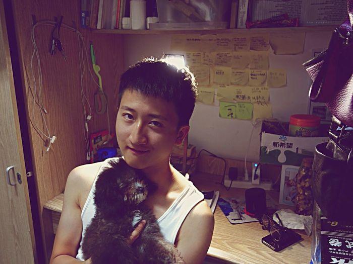 可爱的小狗 帮人养几天 今题啊就要把它送走 First Eyeem Photo