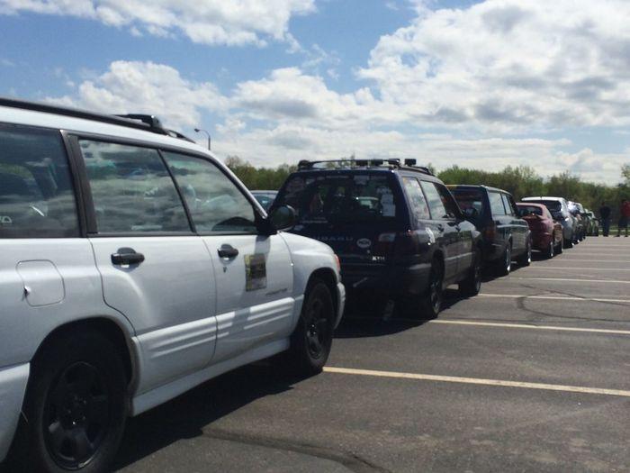 2014 Spring Kanc Cruise Subaru Forester