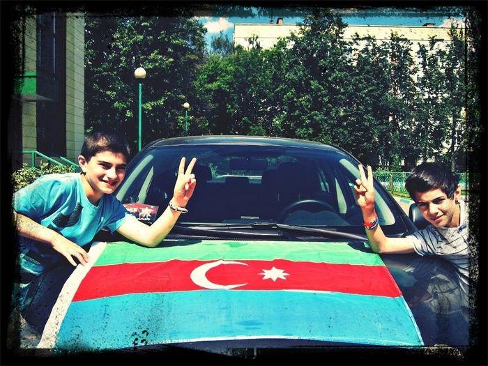 В Баку