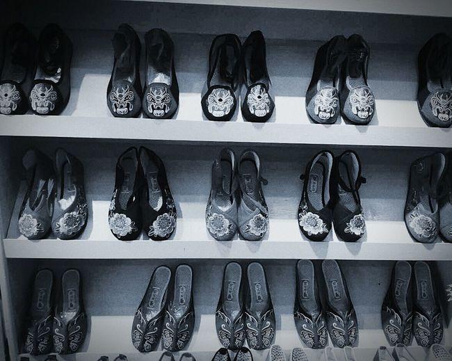 绣花鞋 China Style China Culture