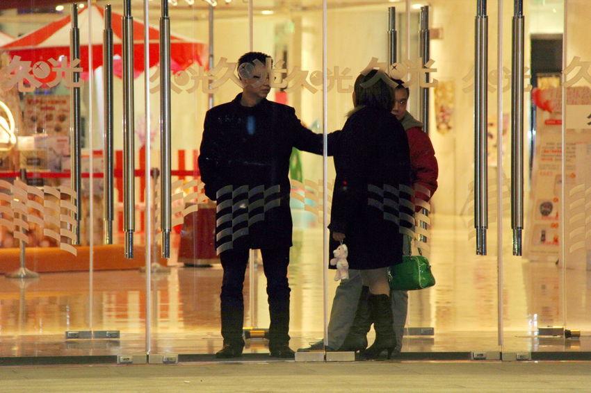 Suzhou Night Scene Night Lights Lifestyles Motion Capture Window Shopping WINTRY FESTIVE Enjoyment Canonphotography The Portraitist - 2016 EyeEm Awards The Photojournalist - 2016 EyeEm Awards The Street Photographer - 2016 EyeEm Awards The Great Outdoors - 2016 EyeEm Awards Envision The Future