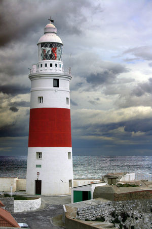 Europa Point lighthouse, Gibraltar Architecture Building Exterior Built Structure Cloudy Sky Europa Point Europa Point Lighthouse Gibraltar Lighthouse Lighthouse Lighthouse Lighthouse_captures Lighthouse_lovers Lighthouses Lighthouseview Moody Sky Moody Sky Atmospheric Mood Outdoors Protection Safety Security Sky Tower