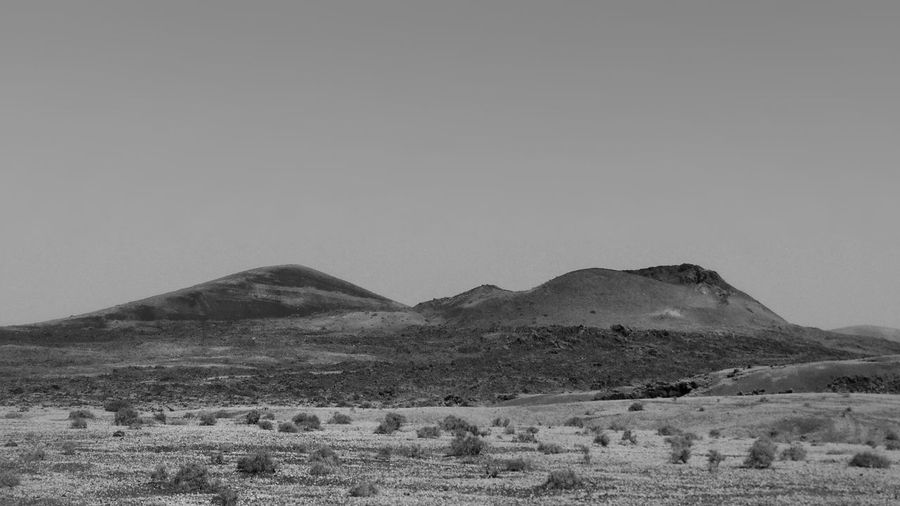 Background Monochrome Monotone Photo Lanzarote Canarias Islascanarias Canaryislands Photography SPAIN España Pictures Grey Volcano Blackandwhite Blanco Y Negro Desert Beach Nature Outdoors Sand Dune Landscape No People Mountain Day Sky Scenics Arid Climate Clear Sky Beauty In Nature