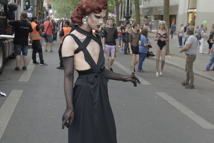 Christopher Street Day, July 2017 CSD Dance Freedom LGTB Love Music Equality Friendship Parade