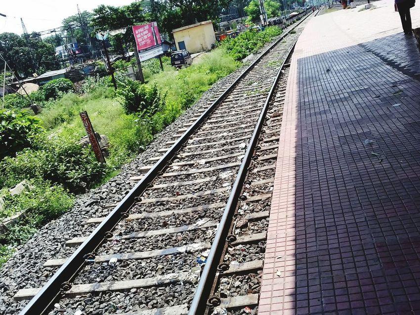 railway glossy