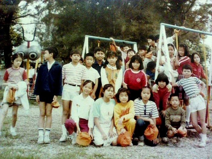My Student Life My Primary School When I Was 9yrs Old Great Memories 我的小學,我的同學。