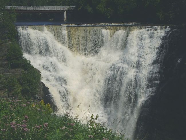 Waterfall Waterscape Water_collection Nature EyeEm Nature Lover Nature Photography Scenery Thunder Bay Kakabeka Falls