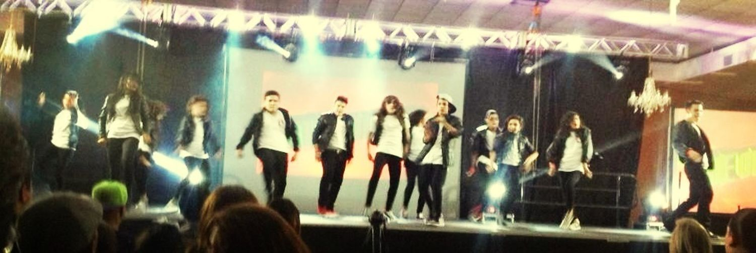 Being On That Stage<3 BOT