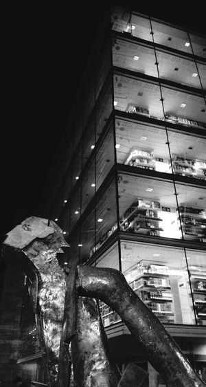 Architecture Architecture_collection Architectural Feature Architecture_bw Sculpture Sculpture In The City ArtWork Urban Architecture Urban Art Nightphotography Night Night View Nightshot