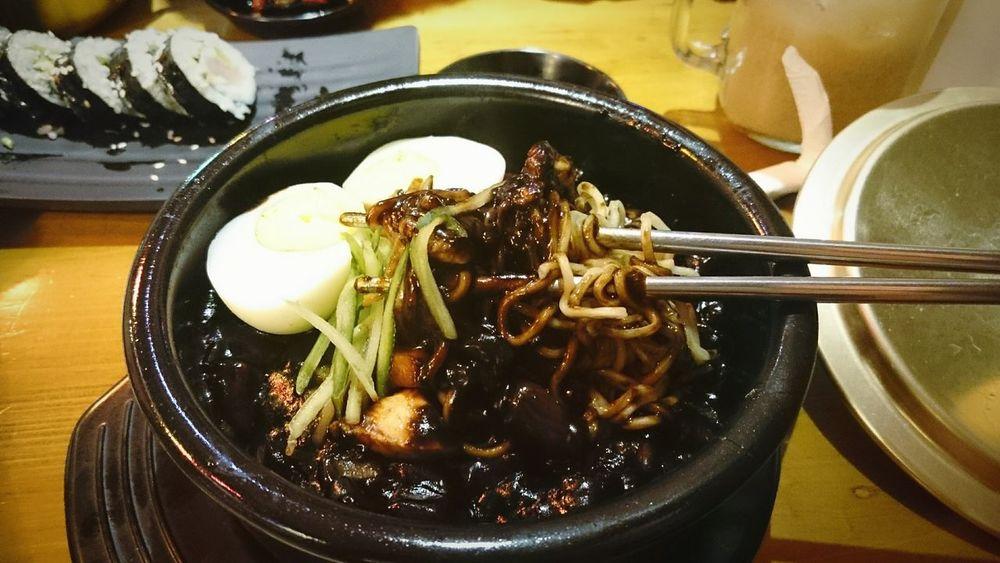Food Porn Food Photography Korean Food Jajjangmyeon