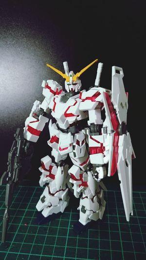 Unicorngundam Gundam Gunpla Unicorn Hggundam BANDAI