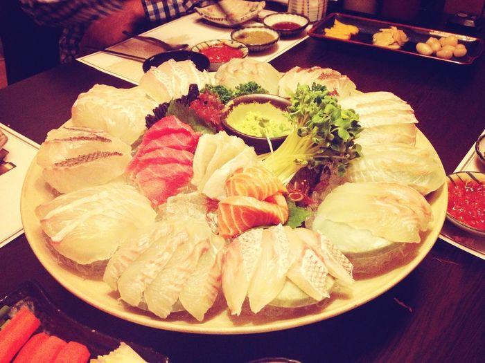 하루노이 Sushi Bundang My B-Day