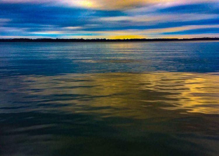 Home Water Sky