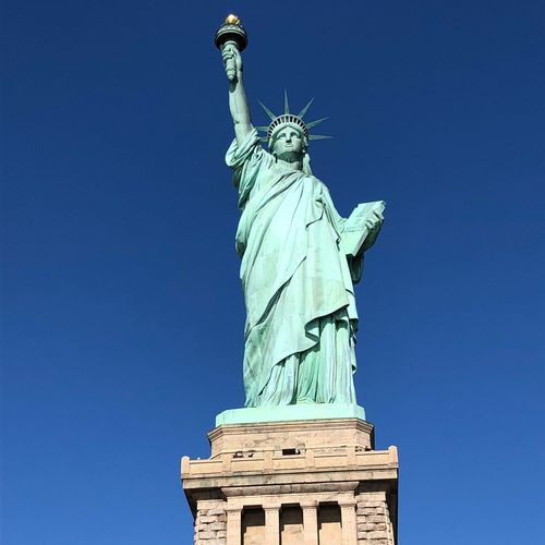 New York Statue