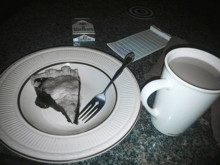 Freelance Life Every Picture Tells A Story Everydaylife Pie Coffee And Cigarettes Waitresslife Taking A Break Photography Is My Escape From Reality!