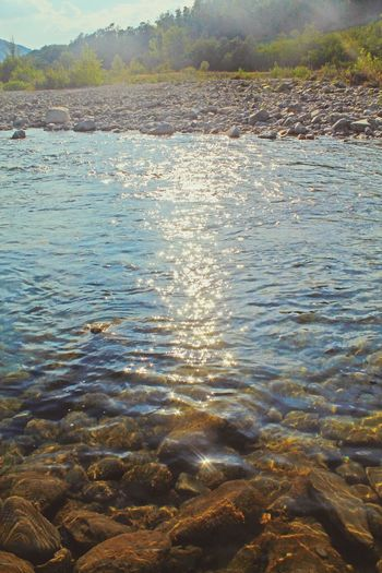 Water and sun