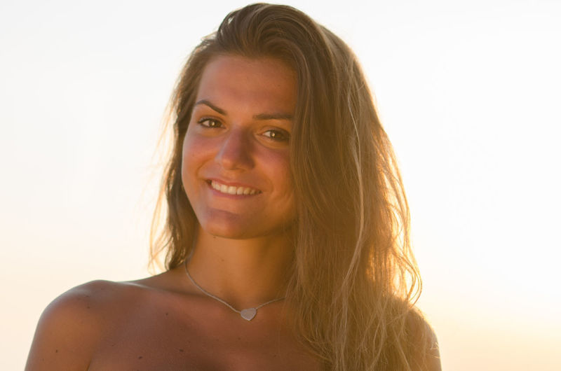 Beautiful Beautiful Girl Beauty Bikini Blonde Front View Girl Headshot Home Interior Leisure Activity Lifestyles Long Hair Looking At Camera Person Portrait Sand Sand & Sea Sea Shine Smiling Sun Sunset Sunset #sun #clouds #skylovers #sky #nature #beautifulinnature #naturalbeauty #photography #landscape Young Adult Young Women