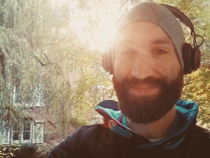 Sonne. Deutschland. Dein Tag Selfie Selfportrait Sunrise
