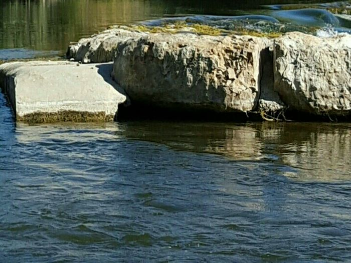 Taking Photos Relaxing Summer Days Water Reflections Rocks And Water Summer Nature