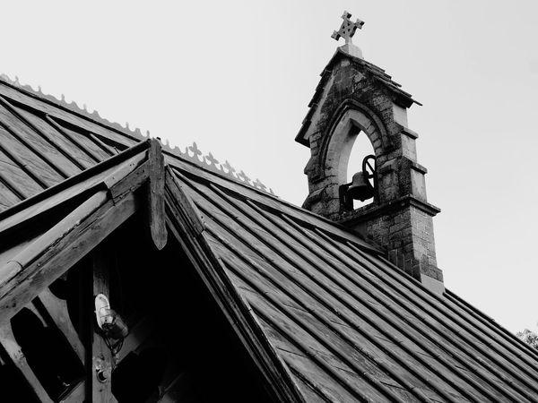 the old church Church Church Bells EyeEm Blackandwhite Eye4black&white  Taking Photos Leica D-lux Typ109