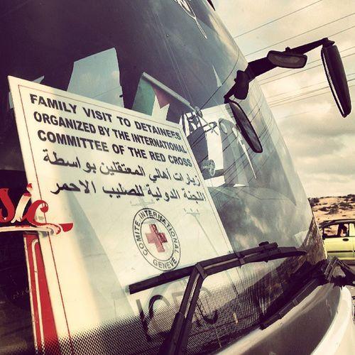 Icrc Gaza Israelimoment Israel palestine work waid