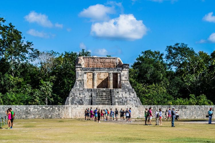 Mexican Architecture Attraction In Mexico Chichen Itza Friendlylocalguides Mexican Holidays Mexican Vacation Mexico Mexico Chichen Itza National Landmark Pyramid Things To Do In Mexico What To See In Mexico Where To Go In Mexico Wonder Of The World