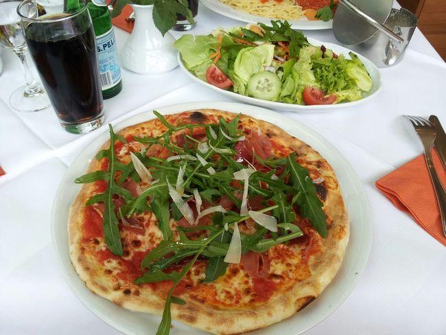 Food Pizza Time Iloveit Serrano
