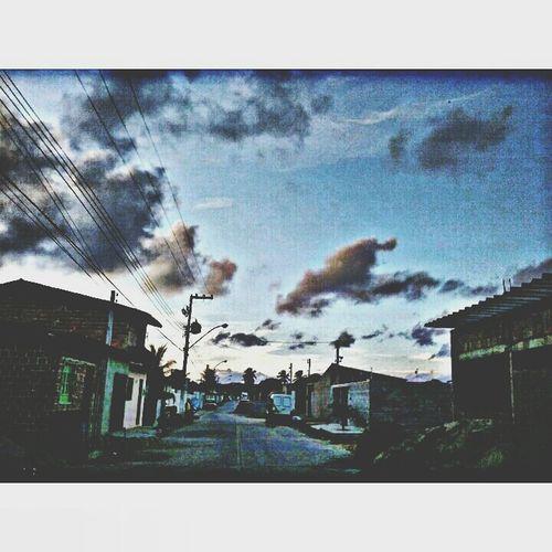 Hoje o céu abriu, e o sol apareceu ... First Eyeem Photo